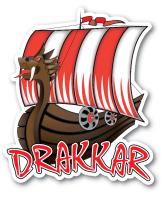 Logo Drakkar