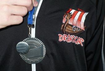 Médaille d'argent!