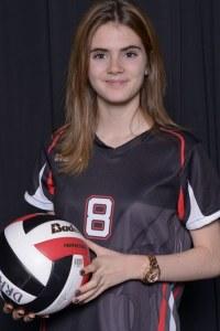 #8 Camille Robillard