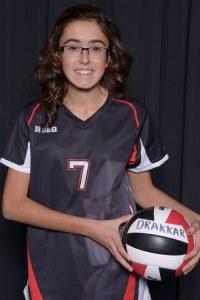 #7 Sara-Maude Lachance